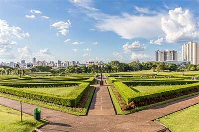 Foto de Curitiba.