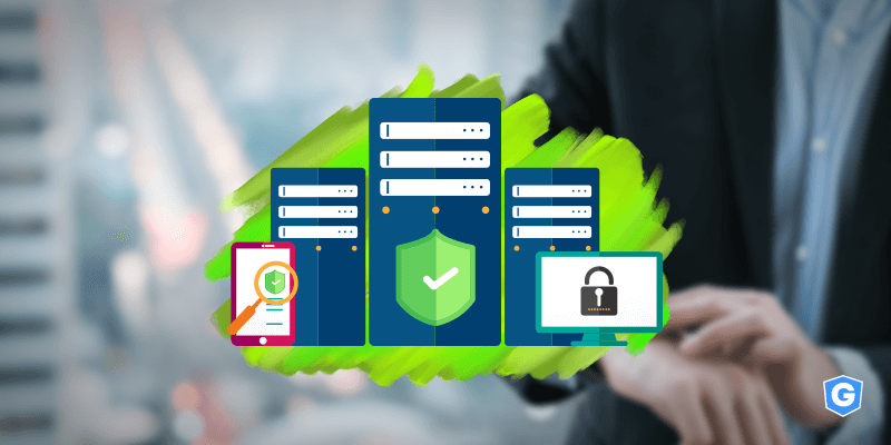 Servers, locks and security shields to improve SMB security