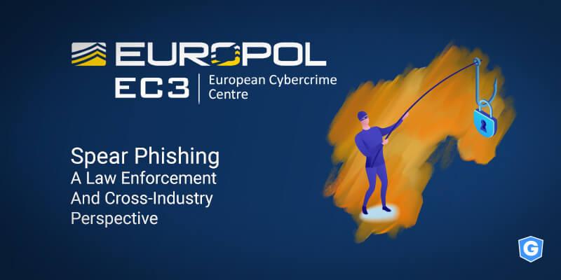 Europol report talking about phishing