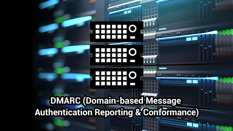 Servers with the DMARC protocol