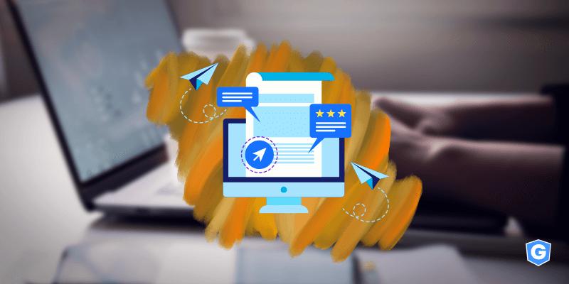 Controle e visibilidade das trocas de e-mail