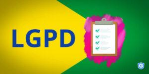 Brazilian LGPD's checklist