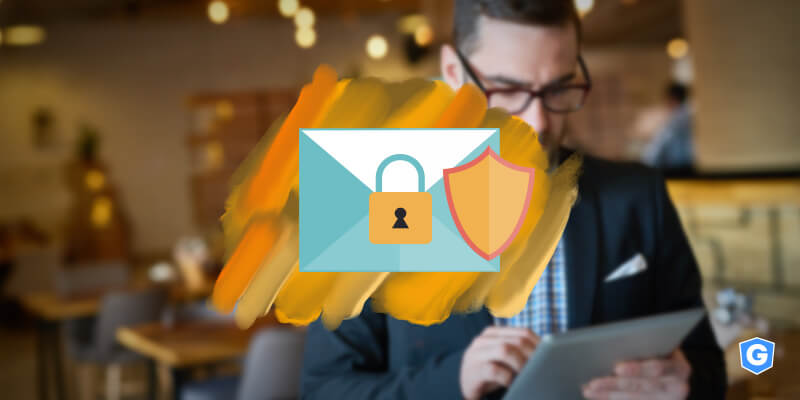 Business email protection being rethought by a restaurant owner