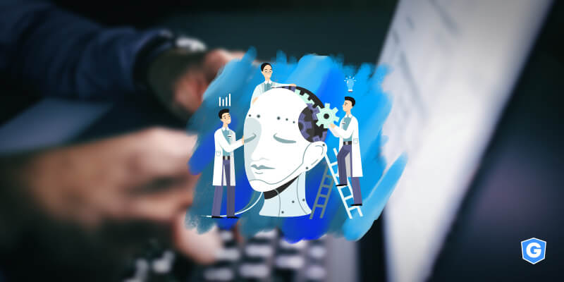 Mind controlling cientists to insert gears at a robot's mind as we do with artificial intelligence