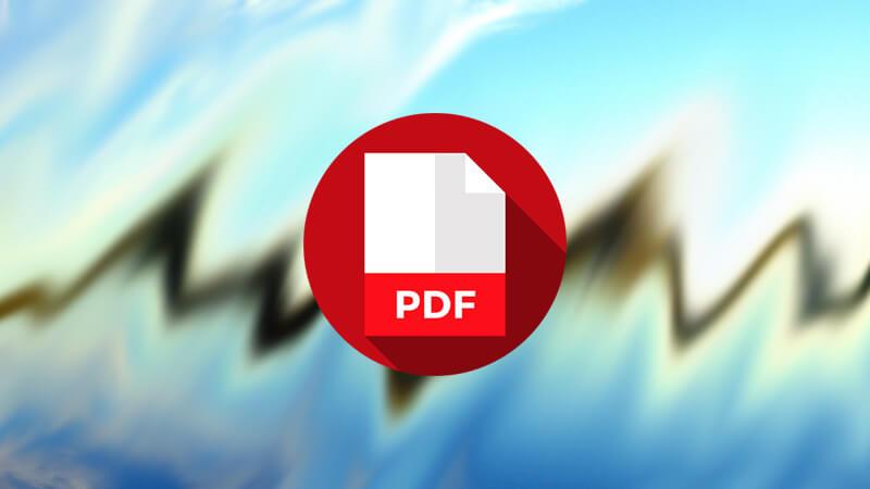 Dangerous PDF hides threat