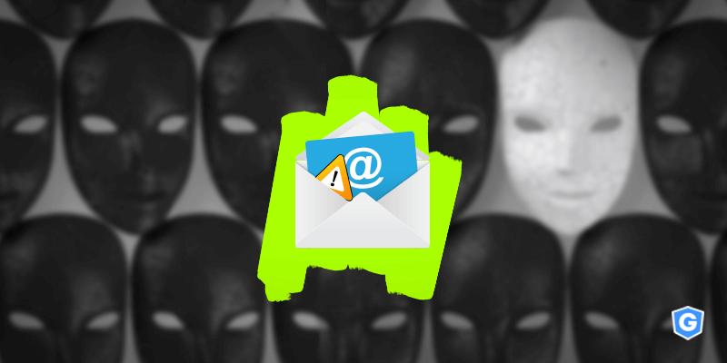 A moda dos ataques de e-mail que tentam se passar por outra pessoa.