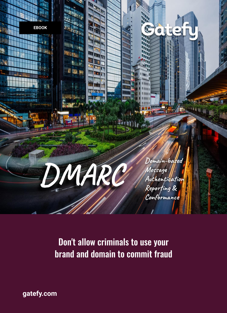 DMARC Ebook cover
