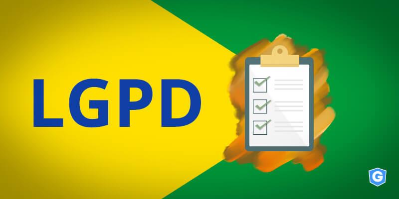 Checklist de adequação à LGPD