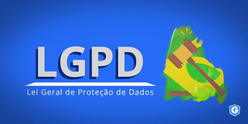 LGPD para a justiça brasileira.