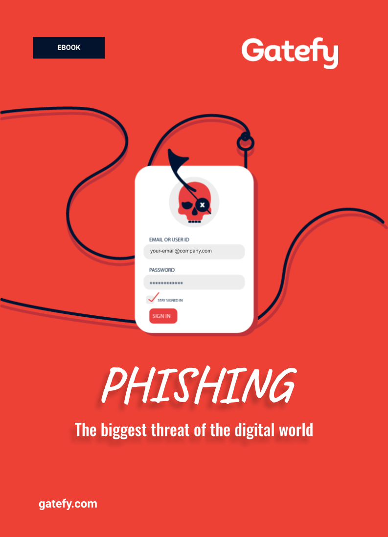 Phishing Ebook cover