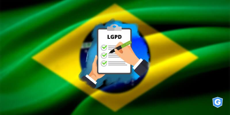 Checklist para LGPD assegurar proteção de e-mail.