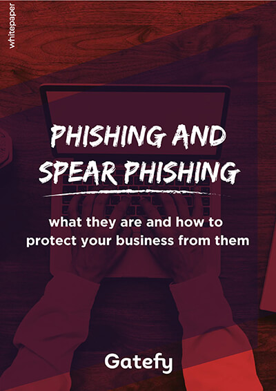 Phishing white paper cover