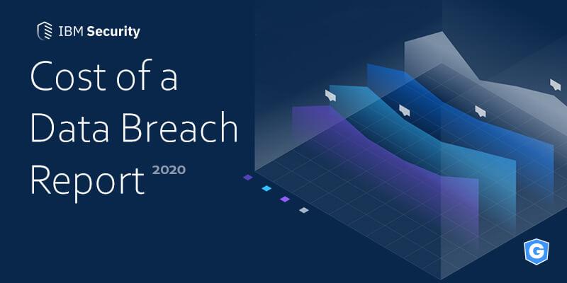 Ilustração sobre 7 pontos principais do relatório da IBM sobre custo de vazamentos de dados.