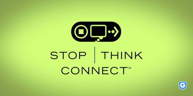 STOP. THINK. CONNECT., campanha mundial de segurança na internet, tem um novo parceiro: Gatefy.