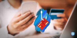 Phishing como uma das táticas usadas para roubar cartão de crédito.