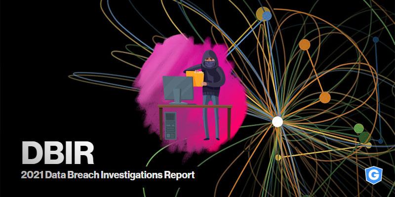 Cover of Verizon's data breach report.