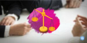 Law representing LGPD.