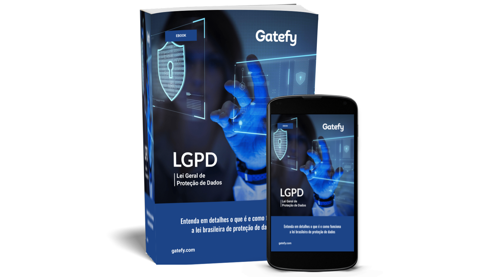 Capa LGPD Ebook