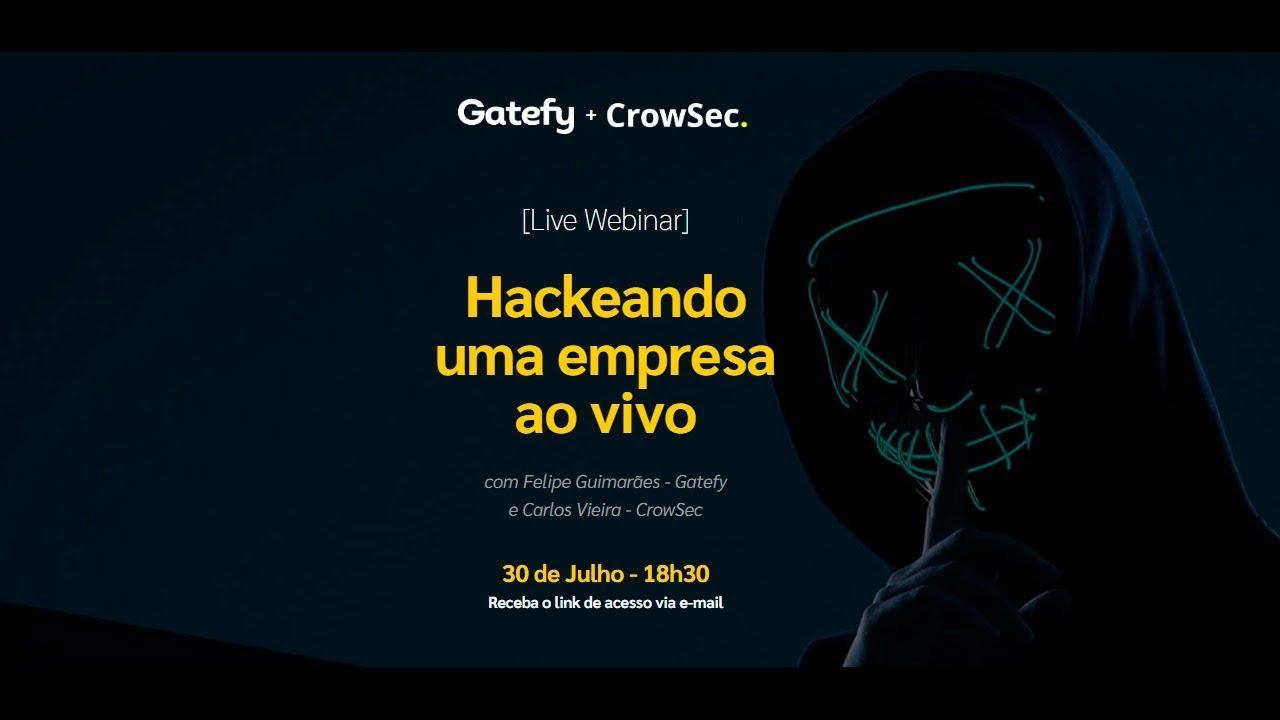 hackeando ao vivo webinar capa