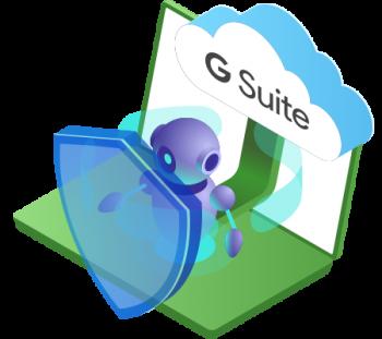 Gatefy A.I. on Google Suite.